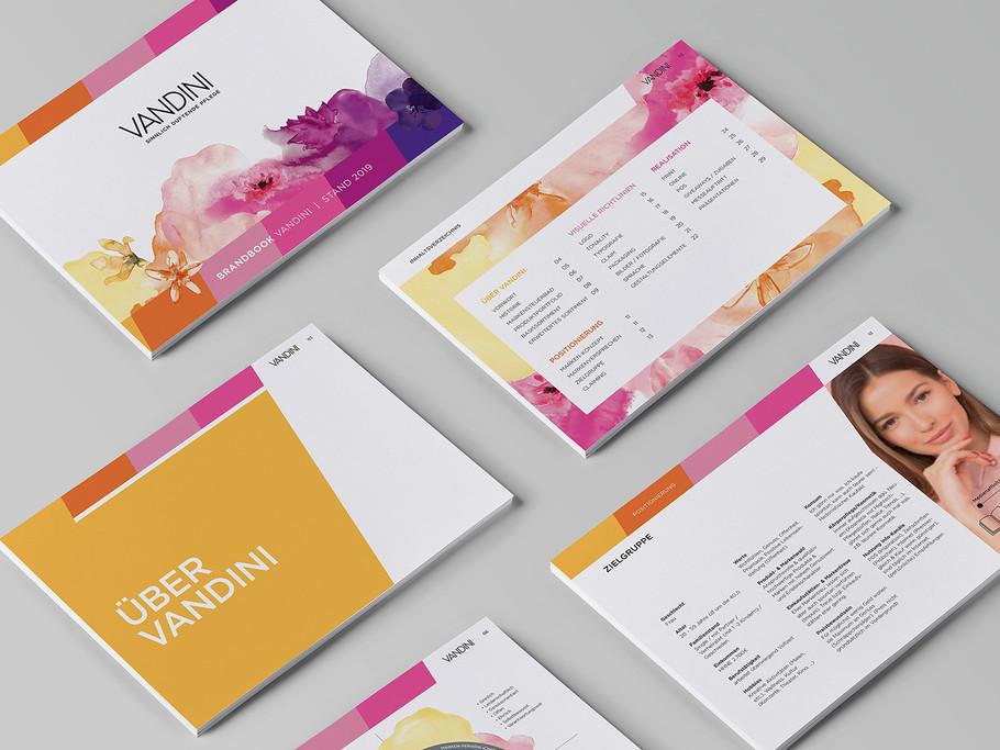 VANDINI Design-Guidelines / Brand-Manual