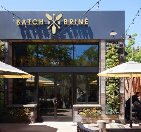 Batch Brine