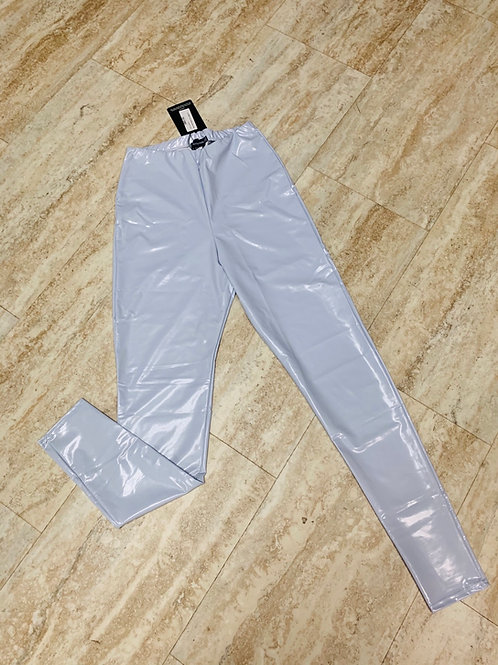 BLUE ICY GIRL PANTS