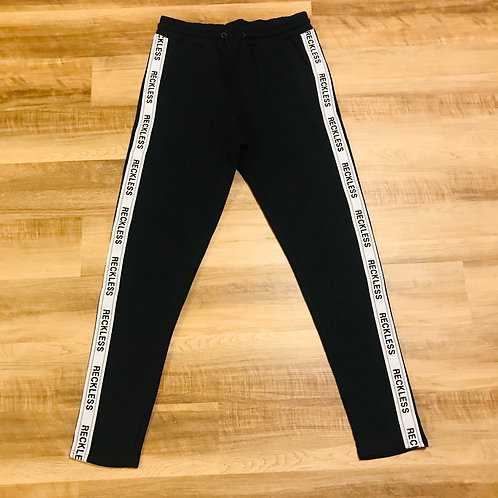 YOUNG & RECKLESS GRAYSCALE JOGGERS