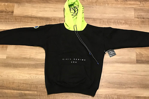 CIVIL GLOBAL HOODIE