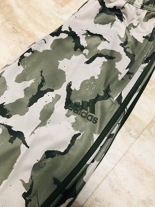 ADIDAS CAMOUFLAGE SOCCER PANTS