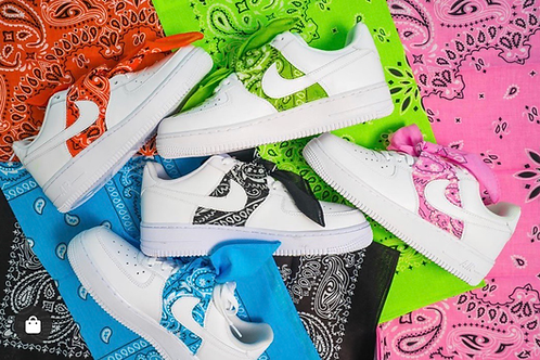 JUST DO IT BANDANA AF1