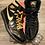 Thumbnail: NIKE AIR JORDAN RETRO 1 BLK & GOLD