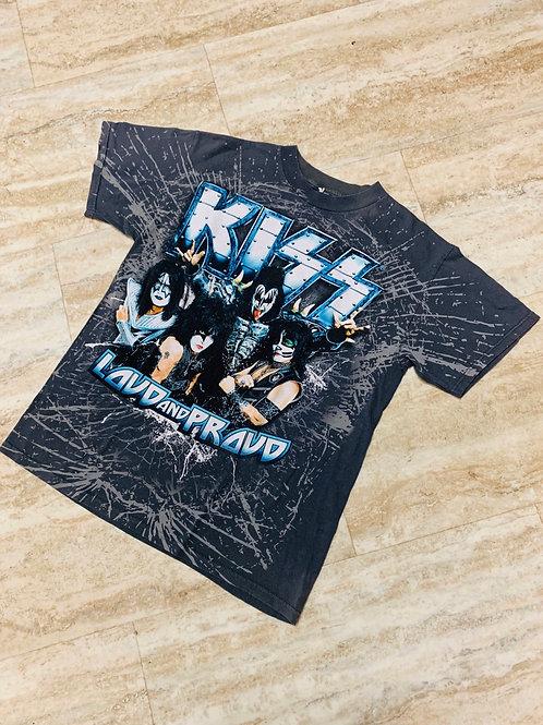 KISS LOUD & PROUD TOUR VINTAGE TEE