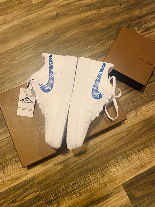 JUST DO IT X NIPSEY BLUE LV