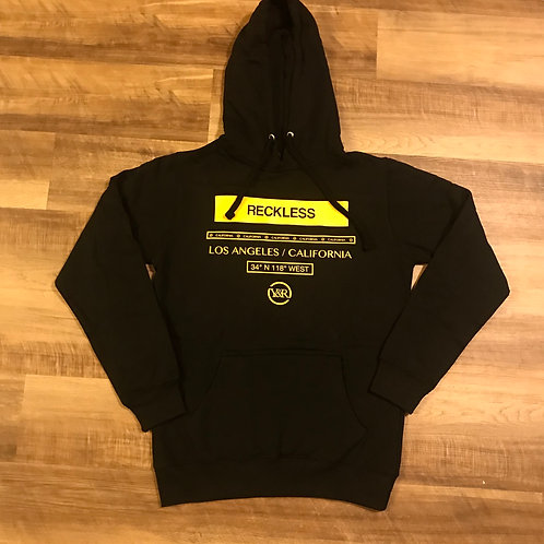 YOUNG & RECKLESS MISS DISTRICT HOODIE