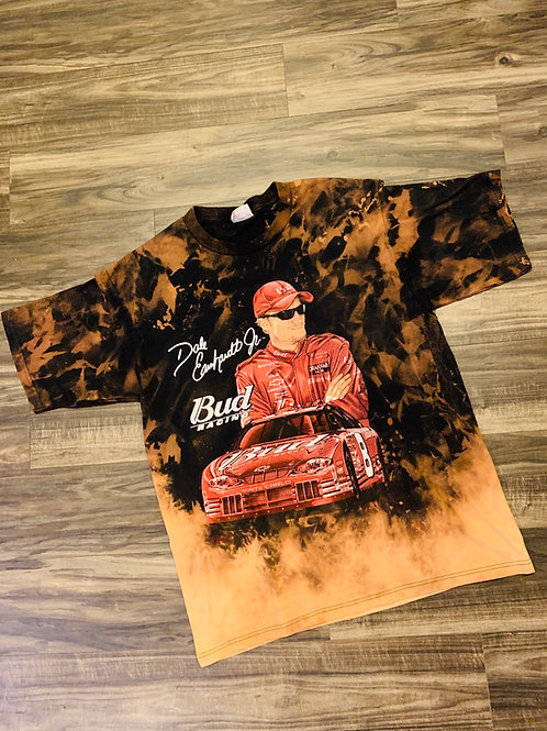 DALE EARNHART JR VINTAGE ACID TEE