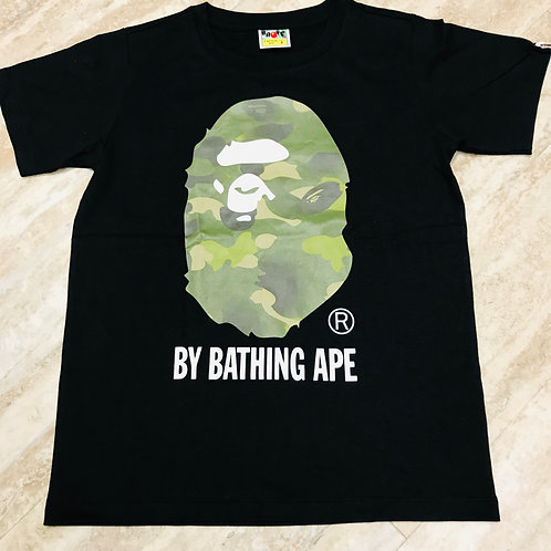 A BATHING APE (BAPE) CAMO TEE (WOMEN'S)