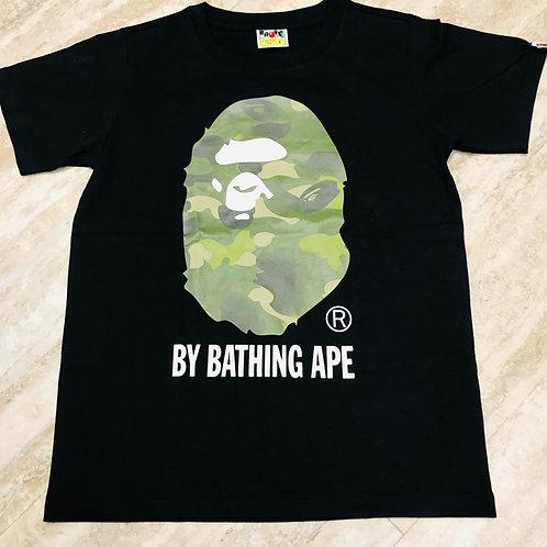 A BATHING APE (BAPE) CAMO TEE (WOMEN'S)