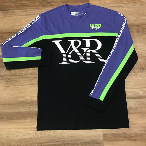 YOUNG & RECKLESS ASTON L/S