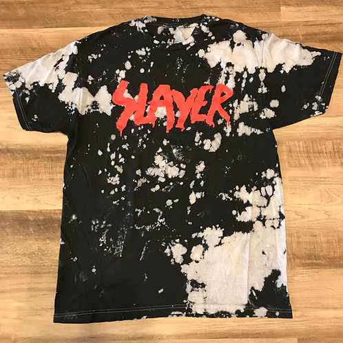 SLAYER BLEACHED TEE