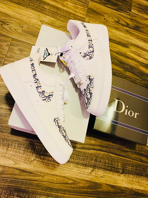 JUST DO IT C. DIOR NAVY