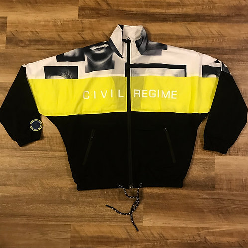 CIVIL ENERGY TECHNO JACKET