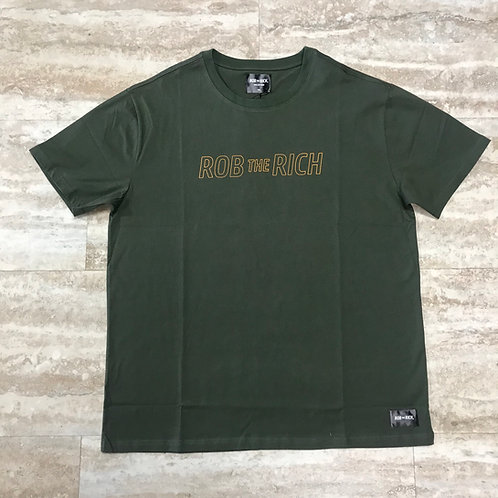 RTR [OUT OF LINE] TEE - KHAKI