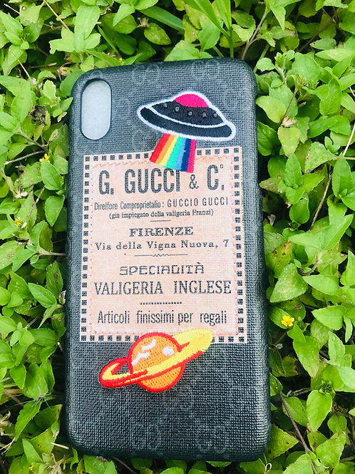 GG SPACE IPHONE CASE