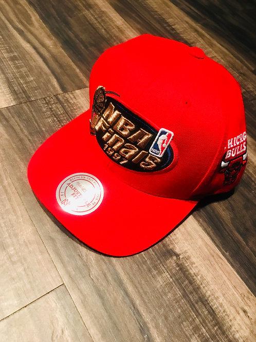 CHICAGO BULLS NBA FINALS 1997 S/B