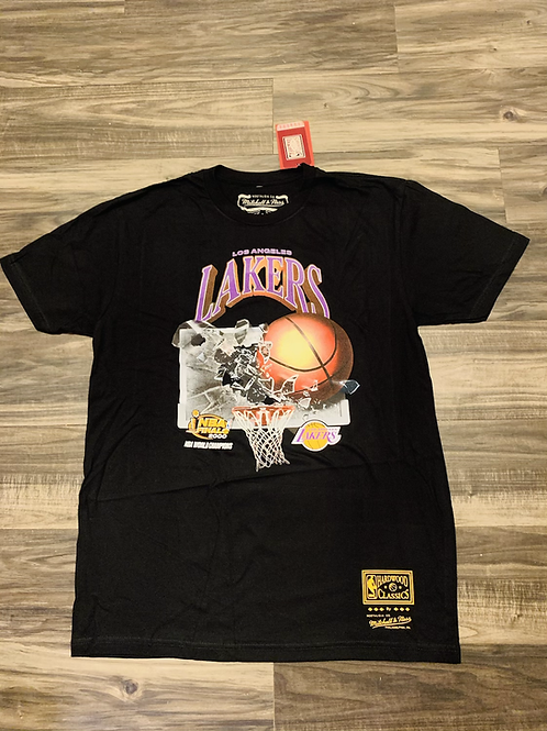 LA LAKERS 2000 NBA FINALS TEE