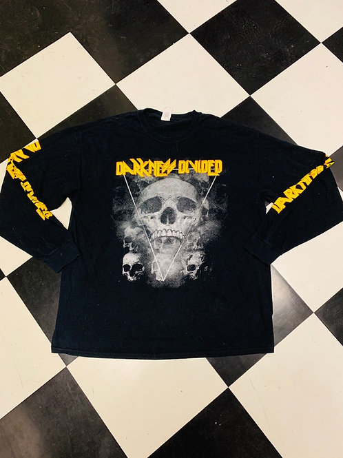 DARKNESS BLINDED TOUR L/S TEE
