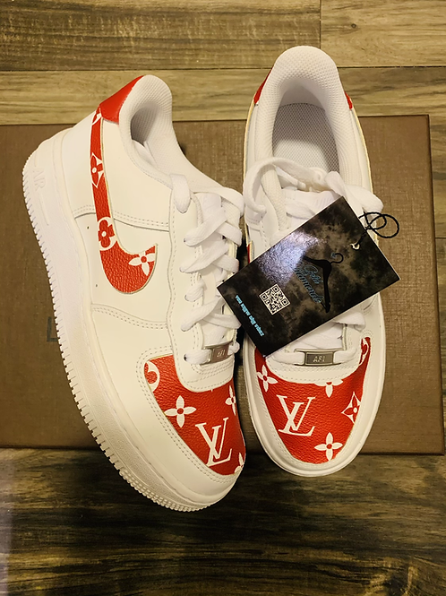 JUST DO IT RED LV (CANDY CANE)