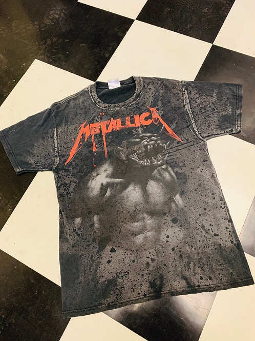 METALLICA JUMP IN THE FIRE TEE