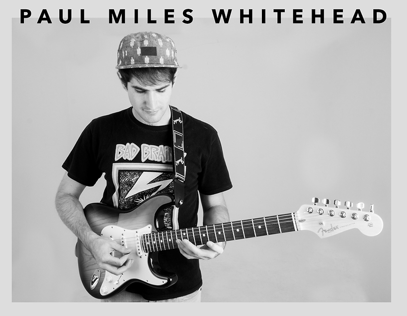 Paul Miles Whitehead Musician | Composer