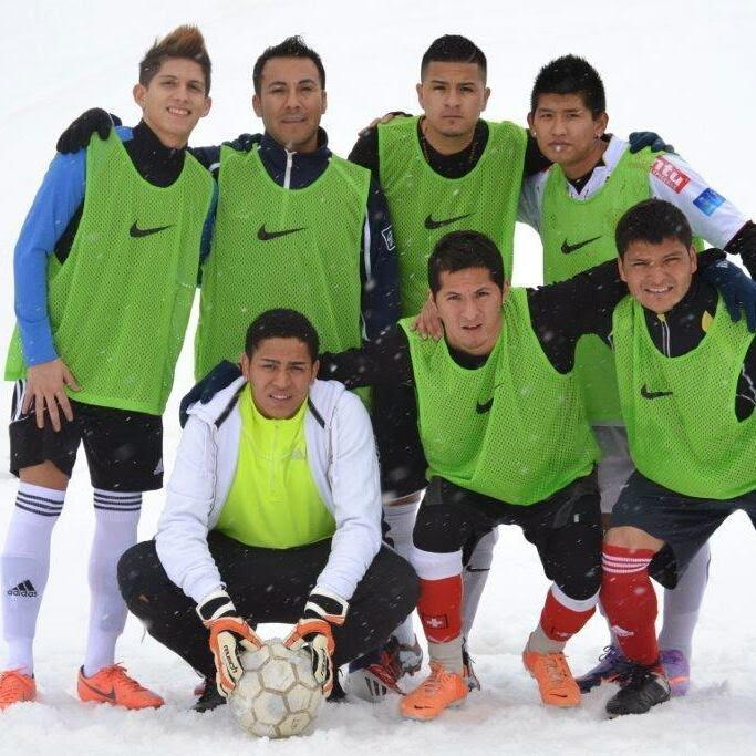 Snowsoccer Turnier FC Frutigen