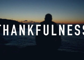 Fighting Anxiety with Thankfulness