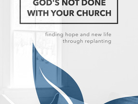 FREE BOOK: God's Not Done With Your Church