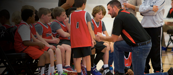 To Coach Or Not To Coach...My Kids?