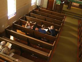 To An Aspiring Church Revitalizer...