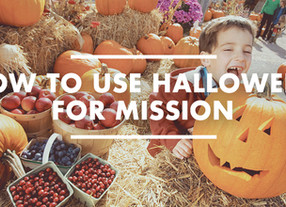 A Missional Halloween