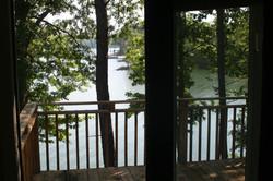 Deck of Cottage #2.