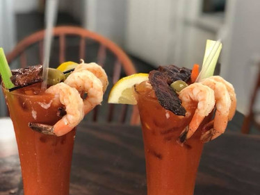 CANDIED BEACON BLOODY MARY