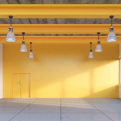 LIGHT INDUSTRIAL CONSTRUCTION