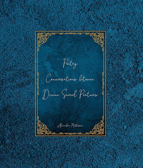 eBook Poetry - Conversations Between Divine Sacred Partners