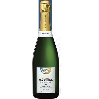 Mineralis Grand Cru Blanc de Blancs Nature