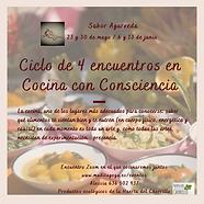 En cocina con Consciencia flyer Huerta.p