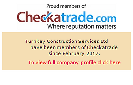 Checkatrade information for Turnkey Construction Services Ltd
