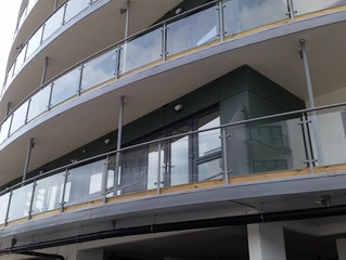 Completed Projects - Rainscreen cladding