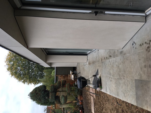 Marley Eternit Cladding Installation