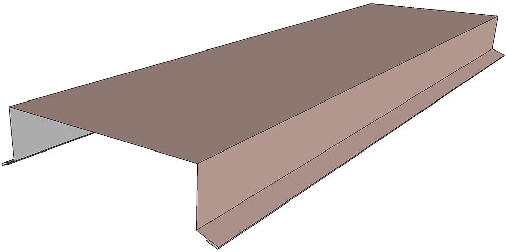 aluminium coping model