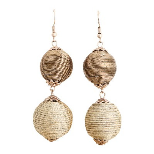 Teigan Earrings Gold