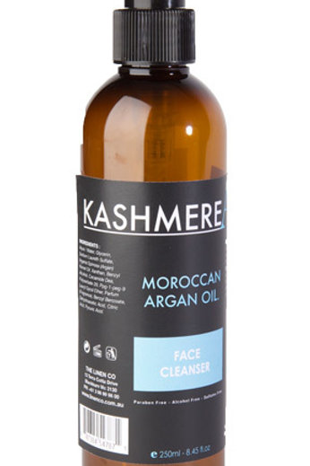 KashmereAO - Argan Face Cleanser 250ml
