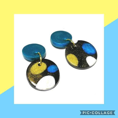 Clay Co Lizzy Drop Earrings