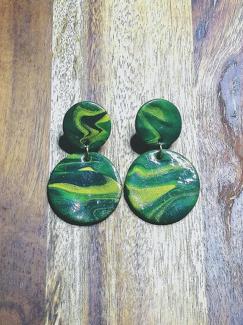 Wild and Free Straya drop earrings