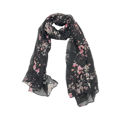 Nelly Scarf Black