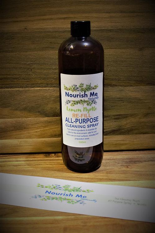 Nourish Me Naturally All-Purpose Spray RE-FILL