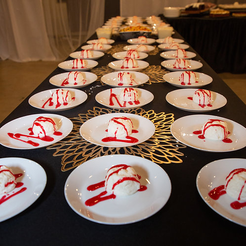 Snow White Dessert/side Plate HIRE