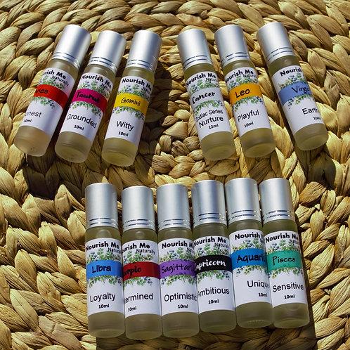 Zodiac Series Essential Oil Blends